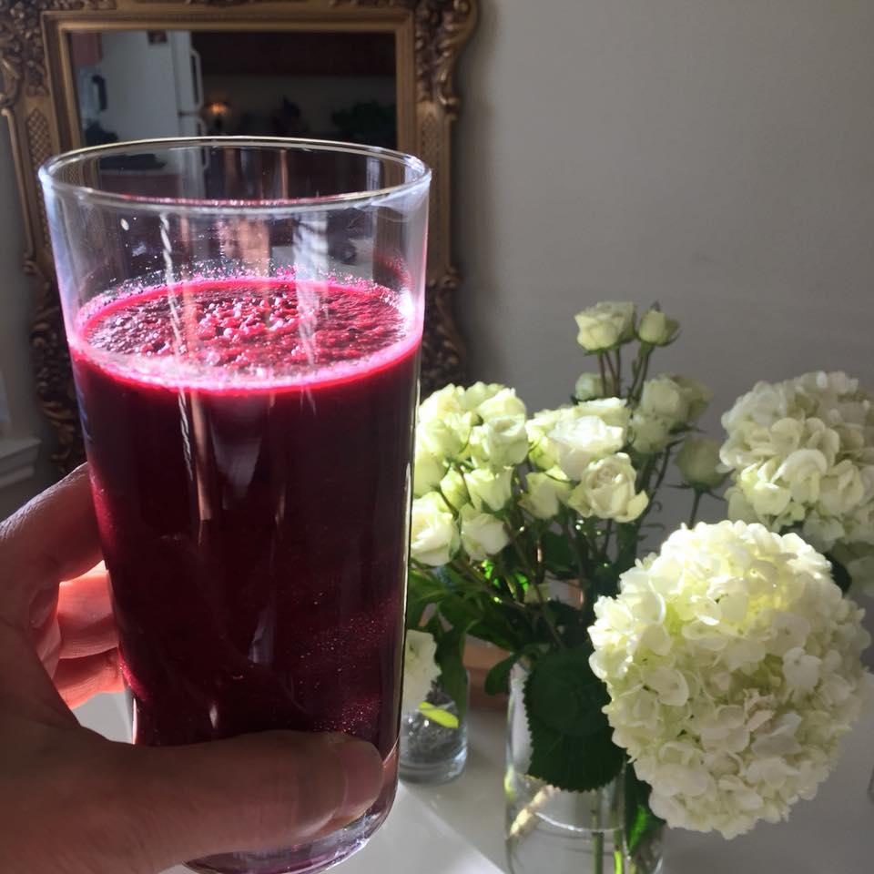 Beet-Crazy Go-Juice