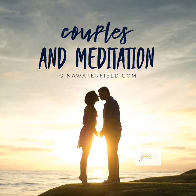 COUPLES AND MEDITATION
